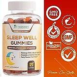 Sleep Support Melatonin Gummies Extra Strength