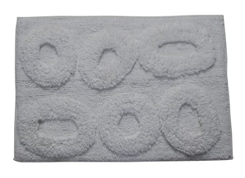 Home Source International 20106smy50 Rev Cotton Bath Rug