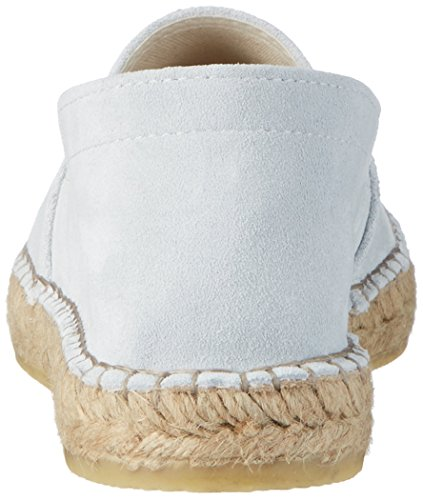 Fred De La Bretoniere Dames Espadrilles Wit (ice White)