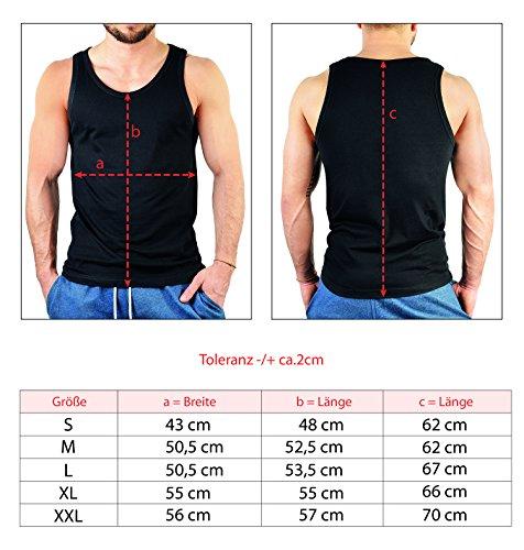 Unbekannt - Camiseta - para mujer negro