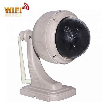 Cámara De Seguridad Wireless Wifi Vigilancia Esférica, Para ...
