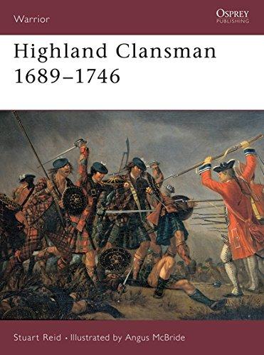 Highland Clansman 1689–1746 (Warrior)