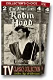 The Adventures of Robin Hood TV Classics Collection [VHS]