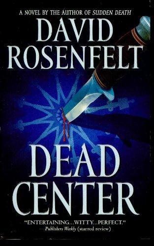 By David Rosenfelt - Dead Center (4.1.2007) pdf epub