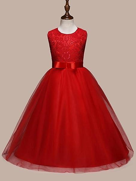 Amazon.com: goodlock niños moda de niños vestido de niña ...