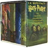 Harry Potter Hardcover Box Set (Books 1-6)