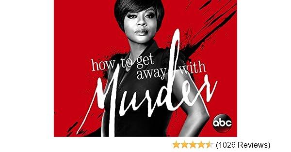 Amazon How To Get Away With Murder Season 1 Amazon Digital