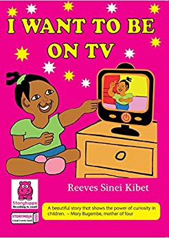 I Want to be on TV by [Kibet, Reeves]