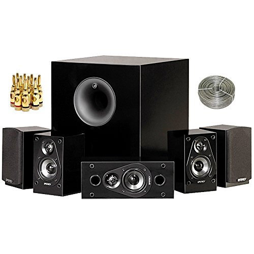 Energy 5 1 Take Classic Home Theater System Set Of Six