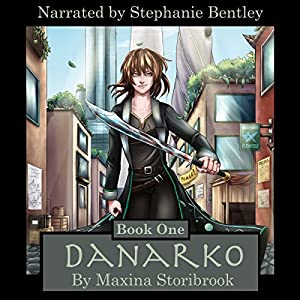 Danarko: Book One Audiobook