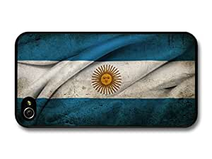 Argentinean Sun Blue and White Flag of Argentina For Apple Iphone 5/5S Case Cover