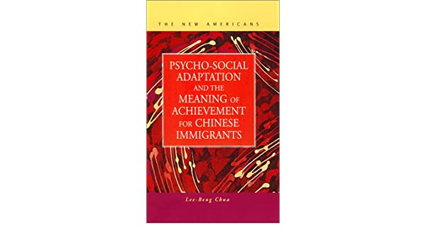 Psycho-Social Adaptation and the Meaning of Achievement for Chinese Immigrants