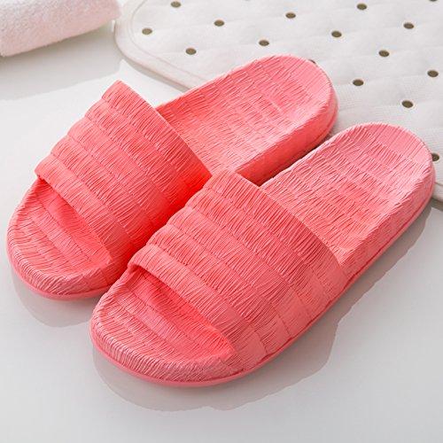 watermelon mujer sandalias zapatillas tu de de baño 36 plástico de macho en son red 35 cuartos antideslizante frescos zapatillas un nbsp;Los verano en Fankou Los huéspedes de salón baño verano par vOCnPq8z