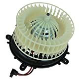 #9: Heater Blower Motor w/ Fan Cage for CL500 CL55 AMG CL600 S350 S430 S500 S600