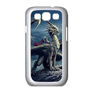 HXYHTY Phone Case Dragon Hard Back Case Cover For Samsung Galaxy S3 I9300