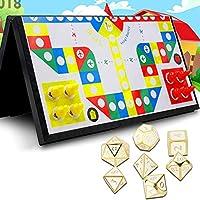 VGEBY1 7Pcs Multi Side Dice, Dados de Juego de Mesa de Juego de Mesa de Dados de números poliédricos para Garden Home Party(# 2): Amazon.es: Deportes y aire libre