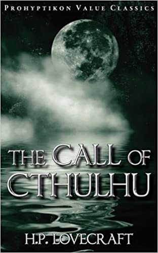 The Call Of Cthulhu Book