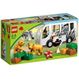 Lego 10502 Duplo - Safari Bus