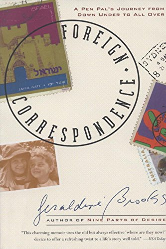 Foreign Correspondence: A Pen Pal's Journey from Down Under...