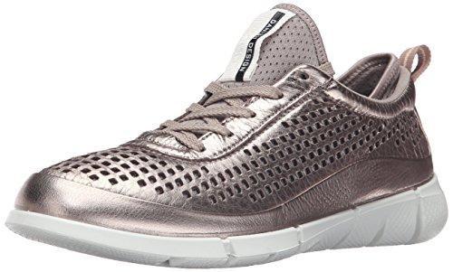 Ecco Intrinsic 1, Zapatillas de Deporte Exterior para Mujer Dorado (WARM GREY METALLIC54893)