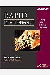 Rapid Development: Rapid Devment _p1 (Developer Best Practices) Kindle Edition