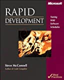 Rapid Development (Developer Best Practices)