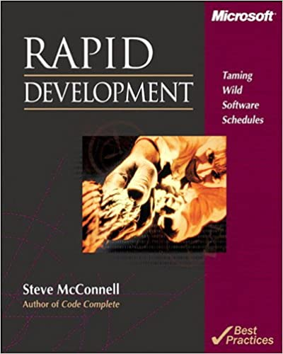 Rapid development developer best practices 1 steve mcconnell rapid development developer best practices 1 steve mcconnell ebook amazon fandeluxe Choice Image