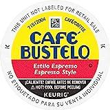 Café Bustelo Espresso Style Dark Roast Coffee, 12