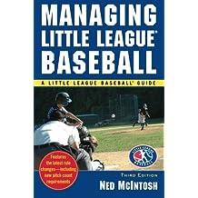 Managing Little League