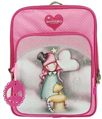 SANTORO GORJUSS MOCHILA THE DREAMER 30 X 40 X 15 CM: Amazon.es: Ropa y accesorios