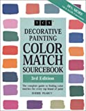 Decorative Painting Color Match Sourcebook, Bobbie Pearcy, 0967772710