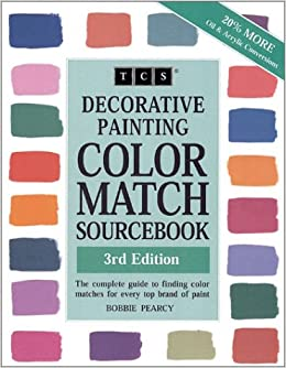 Buy Decorative Painting Color Match Sourcebook Book Online