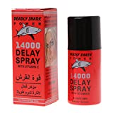 Male Sex Delay Spray for Men Powerful Premature Ejaculation Adult Product New