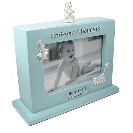Personalised Baptism Presents Baptism Keepsake Gift Baby