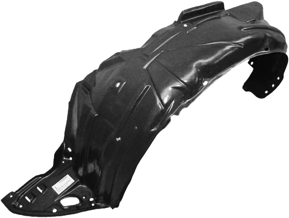 IPCW FL-HD3301I3 Front Left Hand//Driver Side OE Replacement Fender Liner