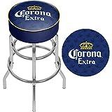 Trademark Gameroom Corona Extra Chrome Bar Stool