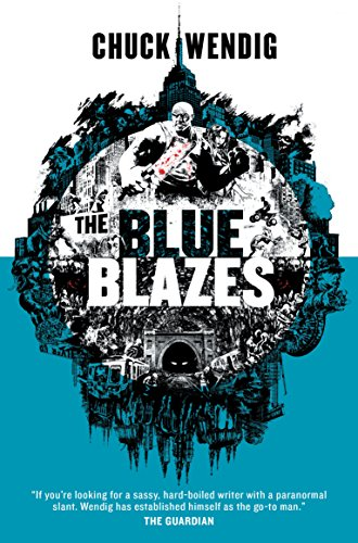 The Blue Blazes (Mookie Pearl Book 1) ()