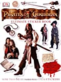 : Ultimate Sticker Book: Pirates of the Caribbean (Ultimate Sticker Books)