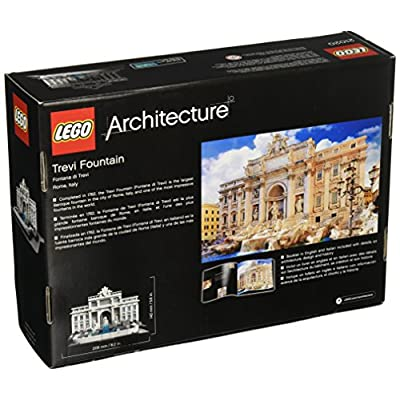 Lego Architecture Trevi Fountain 21020 Building Toy: Toys & Games