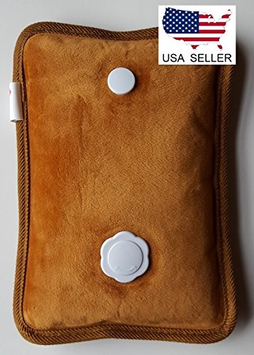 Rechargeable Portable Heat Pad/Pack Brown