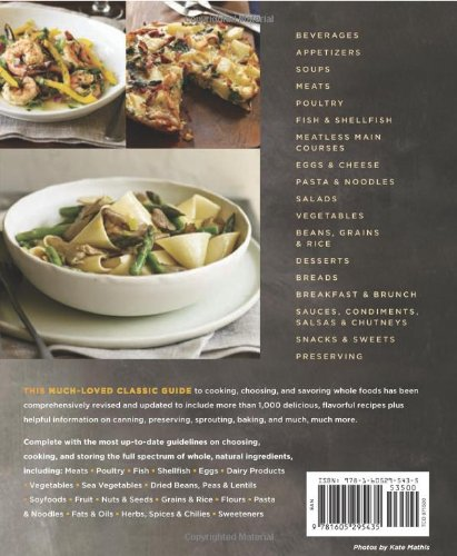 The rodale whole foods cookbook with more than 1 000 recipes for the rodale whole foods cookbook with more than 1 000 recipes for choosing cooking preserving natural ingredients dara demoelt 9781605295435 forumfinder Image collections