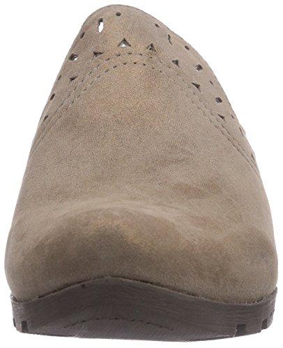 21 26 Marc 1 Clogs 624 zarah Shoes Gray 260 260 Grau WoMen Taupe tIwCwrpqx