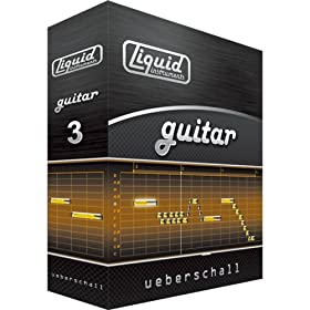 CRYPTON LIQUID GUITAR
