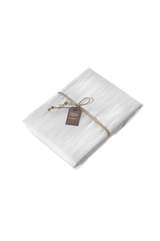 Lino Fazzini Soffio Angoli 200x175x30 cm Matrimoniale Bianco