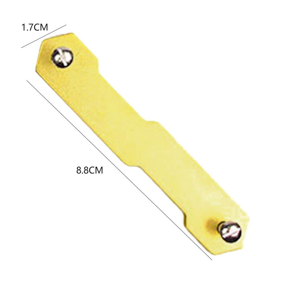 Noyokere EDC Portátil Llavero Inteligente de Aluminio Duro ...