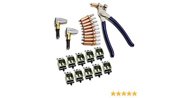 Plier Tool for CLECO Fasteners Skin Pins Temporary Rivets