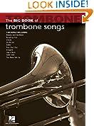 #4: Big Book of Trombone Songs (Big Book (Hal Leonard))