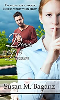 Donuts and Detours by [Baganz, Susan M.]