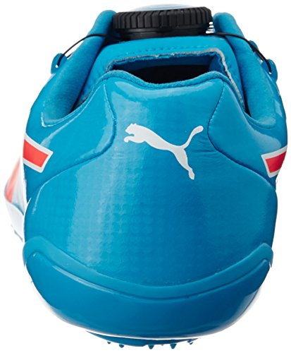 Puma Bolt Evospeed Disc, Anfibi Unisex - Adulto Blu (Blau (Atomic Blue-red Blast 01))
