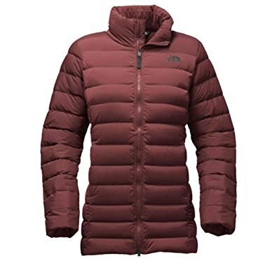 a1123d723 Amazon.com: The North Face Women Stretch Down Sequoia Red Large ...